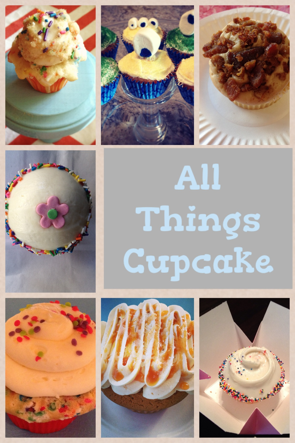 All Things Cupcake | Girl on the Move Blog