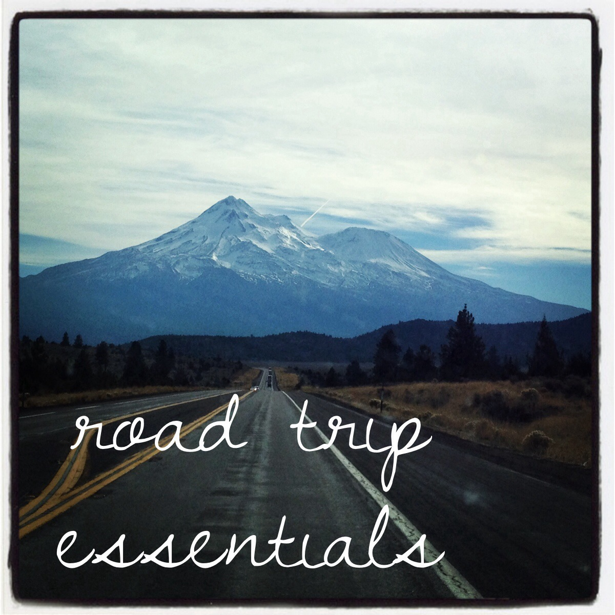 Road Trip Essentials | Girl on the Move Blog