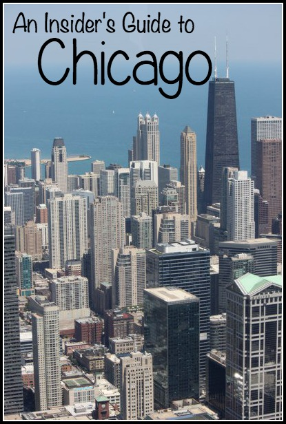 Chicago. The Windy City. The place I call home.
