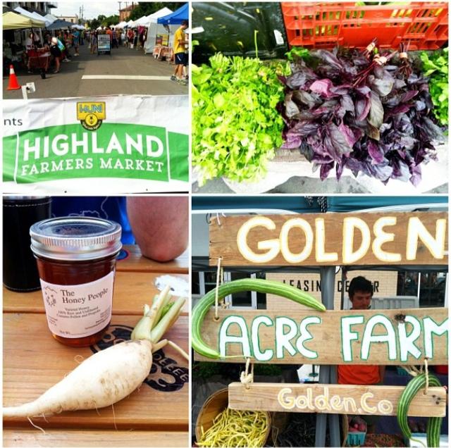 Denver Farmers Market | Girl on the Move