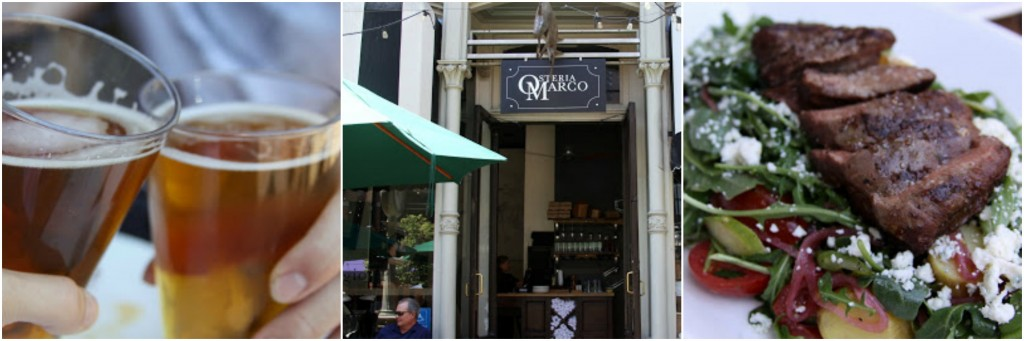 Downtown Osteria | Girl on the Move Blog
