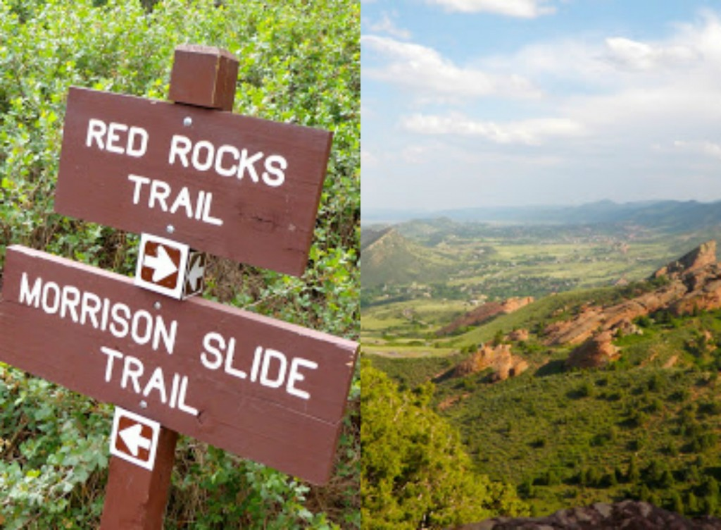 Red Rocks Trails | Girl on the Move