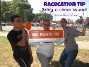 Racecation Tip #3 #runchat
