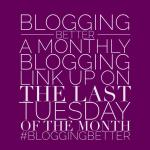 Blogging Better Purple