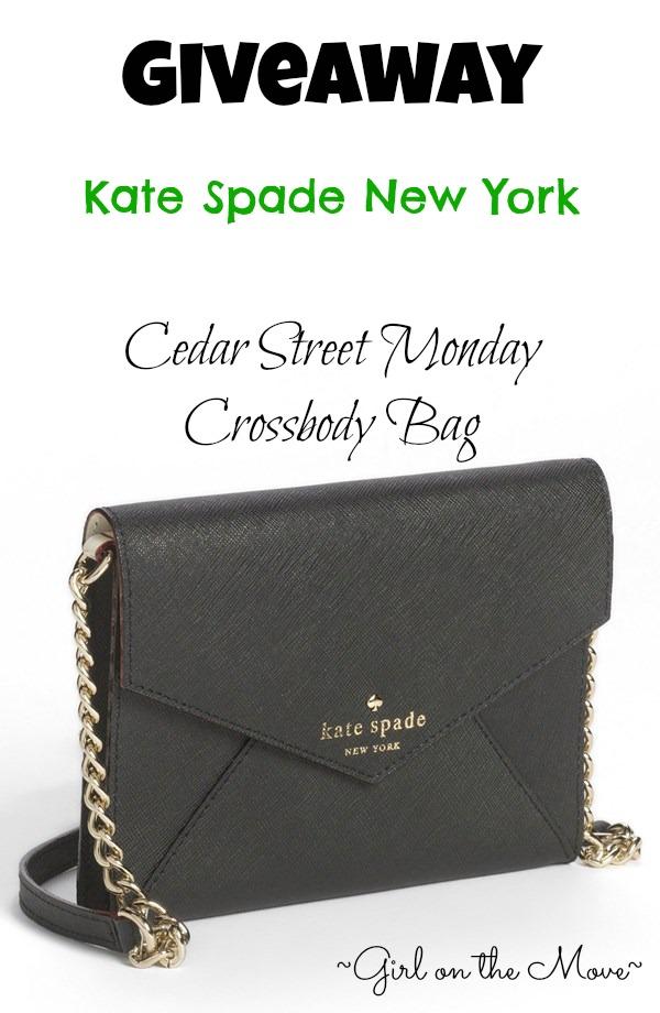 Kate Spade #giveaway