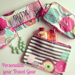 Personalized Travel Gear