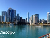 Chicago River Cruise with architectural tour of the skyline of Chicago