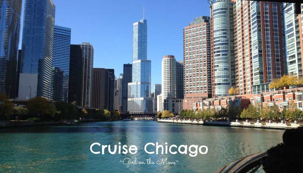 Chicago River Cruise architecture tour