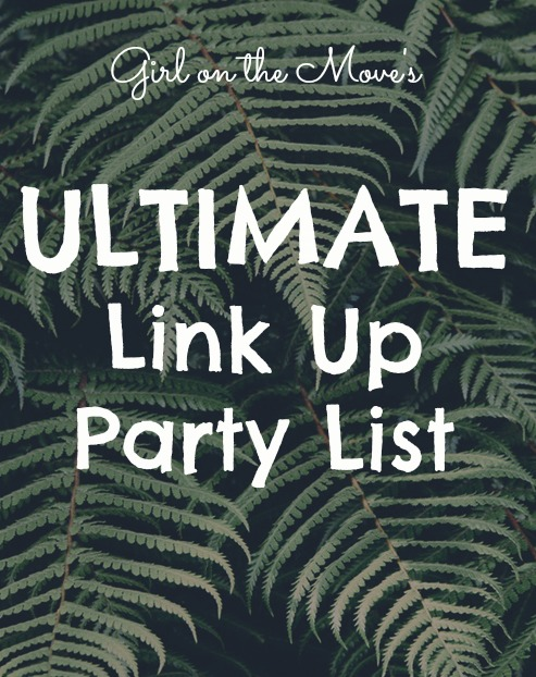 Blogging Link Up Party list with over 130 link up parties
