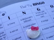 Download Road Trip Bingo boards for your next trip