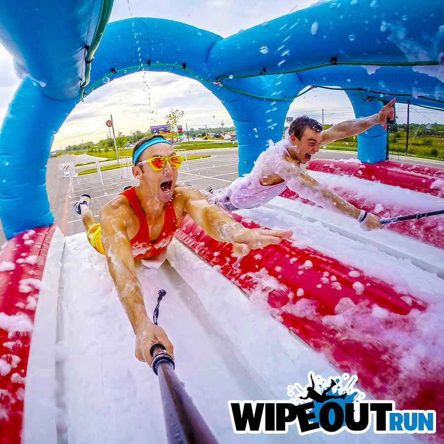 Wipeout 5k Run Orange County
