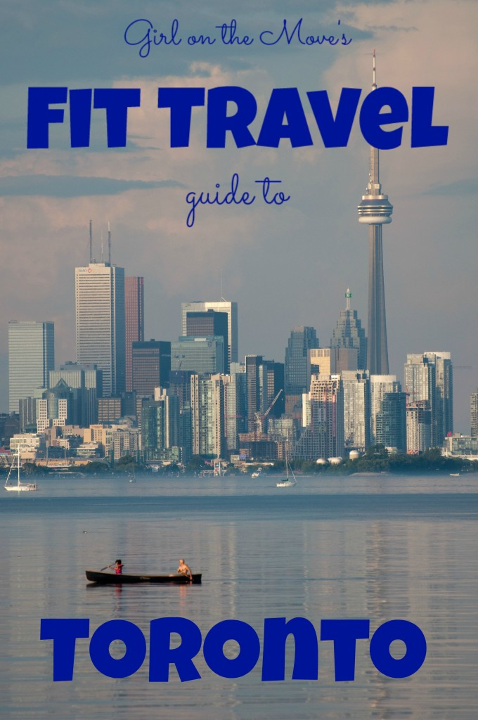 """Fit Travel Guide to Toronto with """"Canoeing in Toronto"""" by Rob ...one in a series of fit travel guides"""
