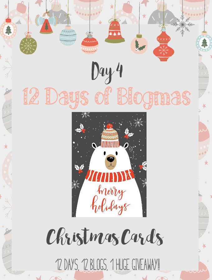 During a time of year filled with parties, presents, food and full calendars, here is a fun DIY Christmas card display to keep you focused on relationships.