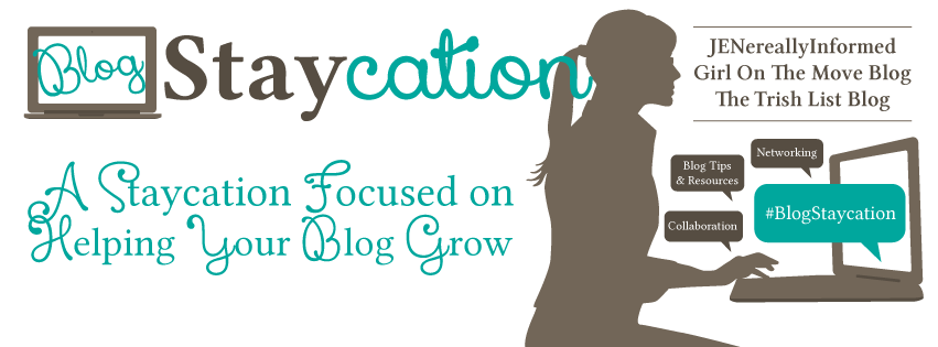 Blog Staycation - A virtual blog conference and retreat