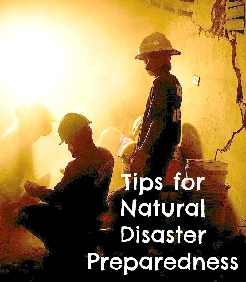 Tips for Southern California natural disaster preparedness